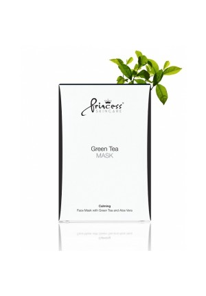 Princess Green Tea Mask 8szt.