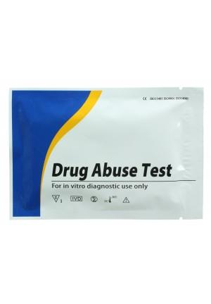 Multi-test narkotykowy na 6 narkotyków, 1szt.