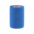 Bandaż Kohezyjny Non-Woven Premium, niebieski, 7.5cmx4.5m, 1szt.