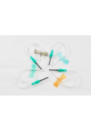 Igła motylkowa z wężykiem Biomedico / Improve® opak.100szt