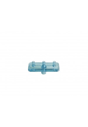 Moduł wieloigłowy - multiinjectors Mesorelle, liniowy 3 igłowy bez igieł, 1szt.