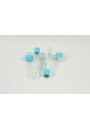 Probówka z żelem i cytrynianem sodu 8ml, sterylne, 25szt./opak. (EXP: 21.01.2022)