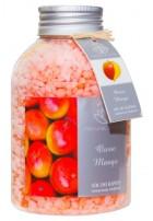 Zapachowa sól do kąpieli Owoc Mango, 670g