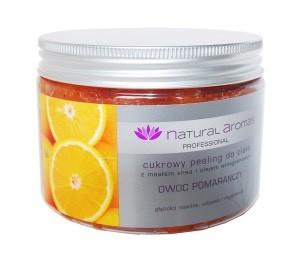 Peeling do ciała Owoc Pomarańczy, 500g