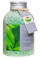 Zapachowa sól do kąpieli Zielona Herbata, 670g